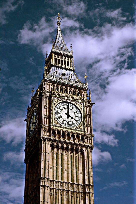 Big Ben Grafika Grafiki Obrazy Zdjęcia Sajmon Graficzek