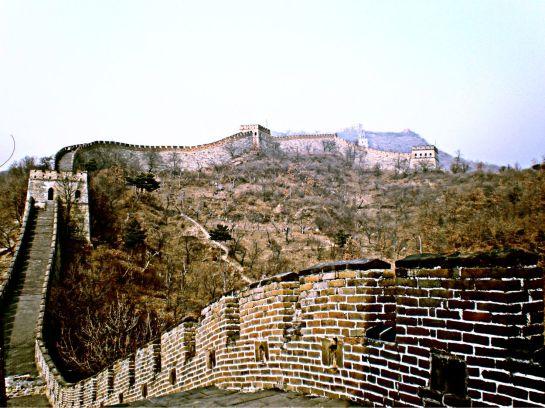 Chiński Mur Grafika Grafiki Obrazy Zdjęcia Sajmon Graficzek